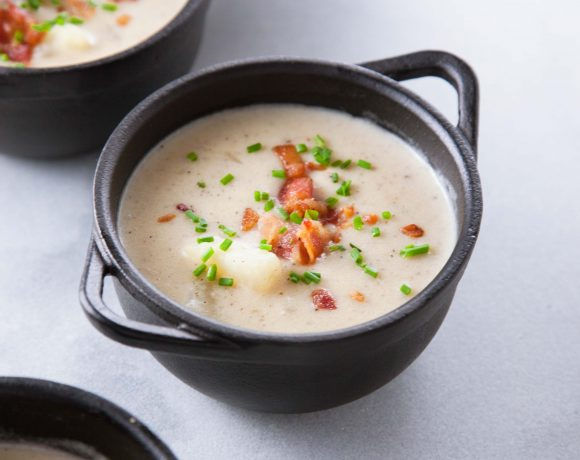 easy creamy potato soup