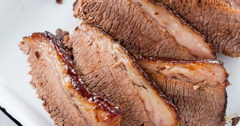 Oven Baked BBQ Brisket