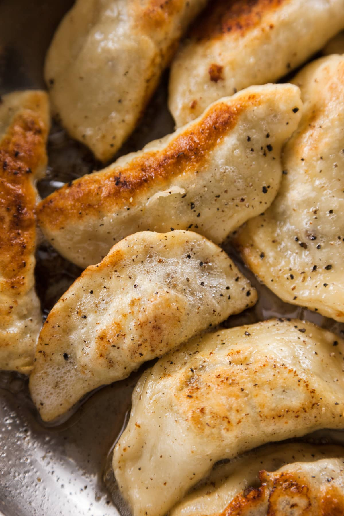 Polish Meat Pierogi