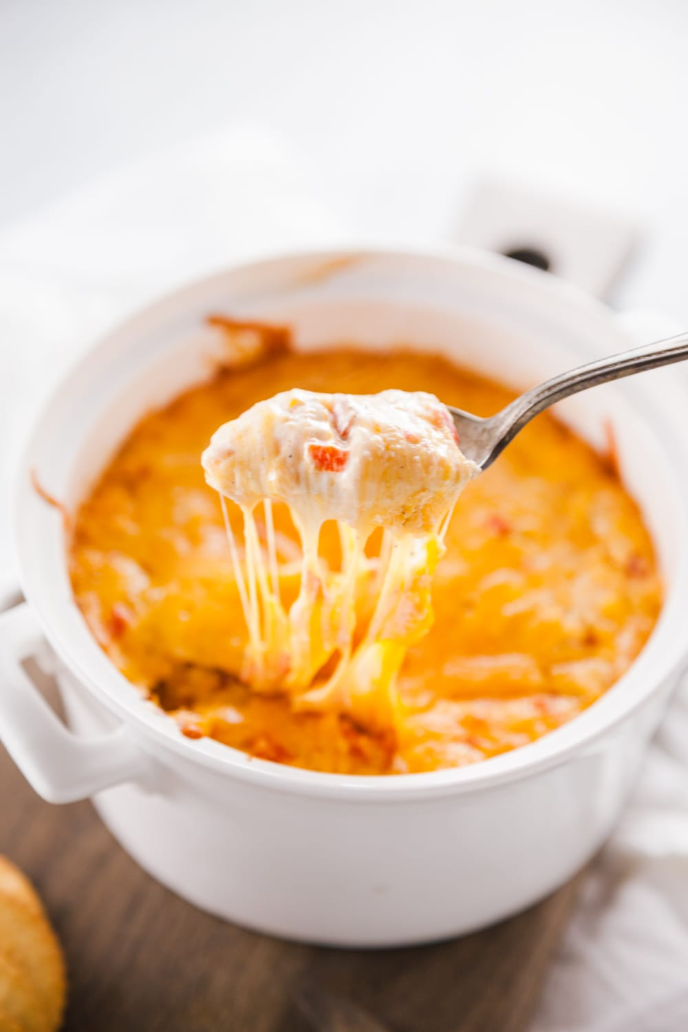 Baked Pimento Cheese Dip