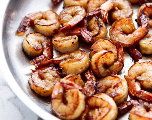 Honey BBQ Shrimp