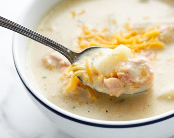 Ham and Potato Soup