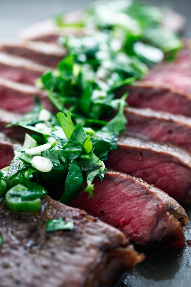 Chimichurri London Broil